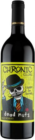 Chronic Cellars Dead Nuts Red Blend 2015